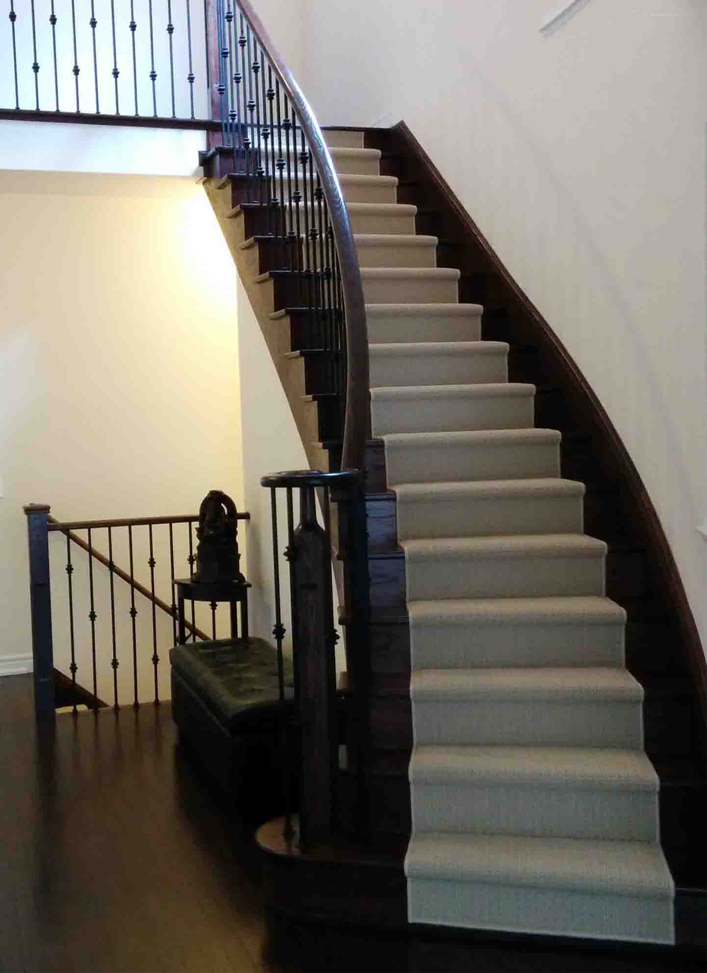 Wool Carpet Runner For Stairs Toronto Ontario Canada Stairs Company