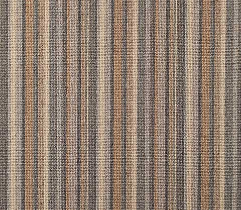 Striped Wool Carpet for Runners and Rugs