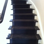 Brown Sisal Natural Carpet Runners for stairs Toronto